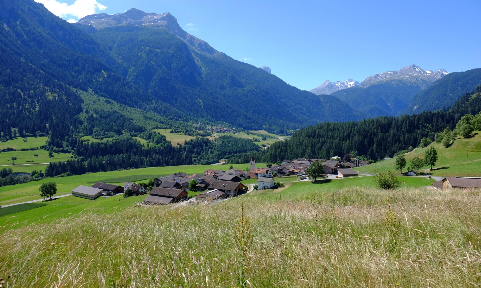Die Ferienwohnung im Naturpark Beverin